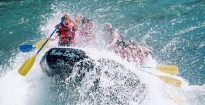 snake river whitewater rafting