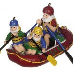Even Santa Claus Loves Rafting!