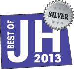 Barker Ewing Whitewater WINS Silver Medal for Best Outfitter in Best of Jackson Hole 2013!