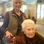 Leta Deveraux, mother of Barker Ewings Patty Ewing turns 105