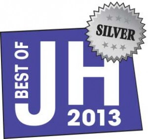 Barker Ewing is voted Best of JHs 2014 Best Outfitter silver medalist!
