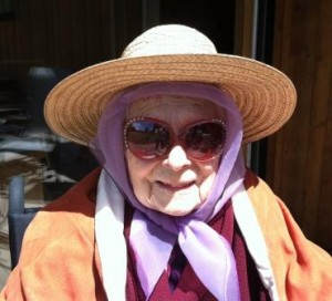 Leta Grace Deveraux: Jackson Hole Local Turns 106