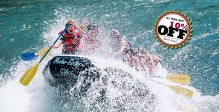 April Snow brings May Flows for Whitewater Rafting in Jackson Hole
