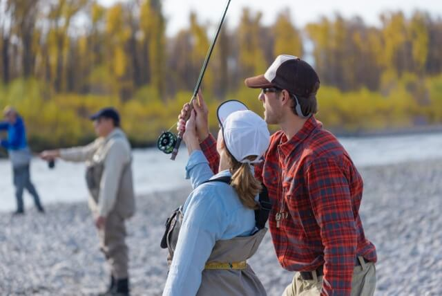 summer activities in jackson hole - fishing
