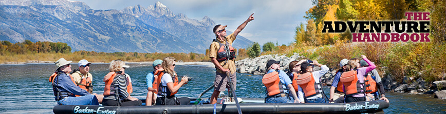 Scenic Floats & Whitewater Rafting on the Snake River