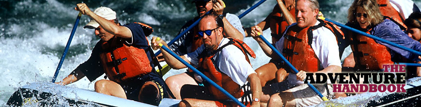 Barker-Ewing Whitewater Rafting Adventures