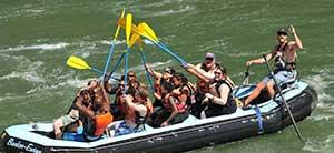 Jackson-Rafting